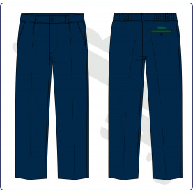 PANT UNIF ADULTO F. EDUC. ALTERNATIVA 1826